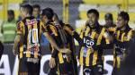 The Strongest venció 5-3 a 'U' de Chile: 4 goles en 5 minutos - Noticias de diego wayar