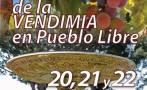 Fiesta de la Vendimia se realizará este año en Pueblo Libre