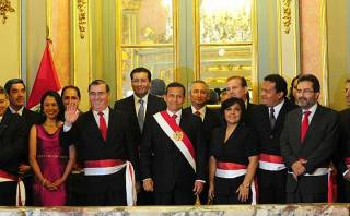 Dos gabinetes de Ollanta Humala fueron rastreados por la DINI