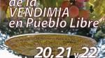 Fiesta de la Vendimia se realizará este año en Pueblo Libre - Noticias de dulce perú