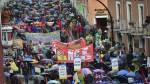 Ecuador: Miles marcharon contra el gobierno de Rafael Correa - Noticias de san francisco
