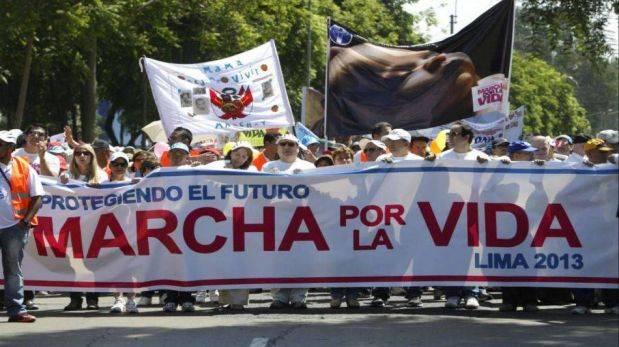 """""""Marcha por la Vida"""": mira el plan de desvíos para mañana"""