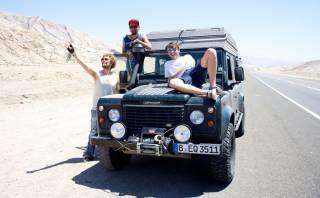 """Fabian Dittrich: """"Viajar es importante en la vida de un humano"""""""