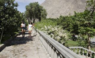 Lunahuaná: un destino al otro lado del Valle