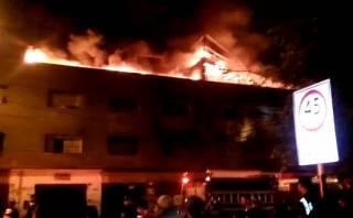 Incendio en La Victoria: 13 unidades atendieron emergencia