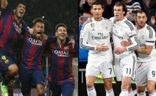 Barcelona vs. Real Madrid: ¿qué tridente es el que cuesta más?