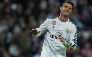 Cristiano Ronaldo: el travesaño le negó el gol ante Barcelona