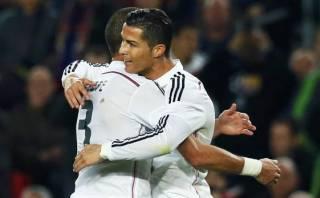 Cristiano Ronaldo: golazo del Real Madrid y 1-1 ante Barcelona