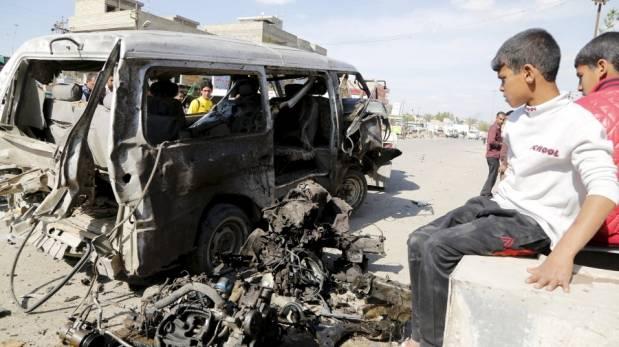 Iraq: 8 muertos y 20 heridos en atentado con coche bomba