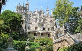 Conoce El Palacio da Regaleira, un pedazo histórico de Portugal