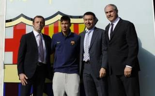 Barcelona: piden prisión para su presidente por caso Neymar