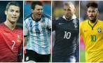 Fútbol mundial: resultados y programación de esta semana