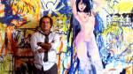 La pintura de un viaje a China - Noticias de pintores peruanos