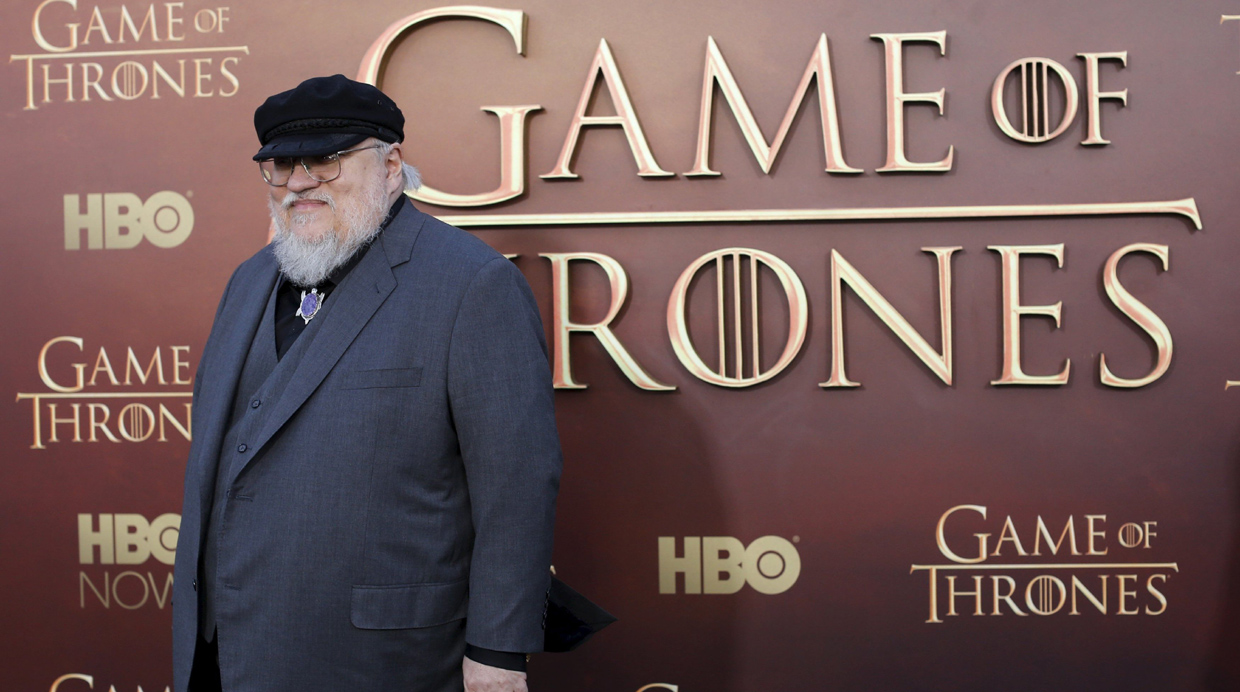 Game of Thrones presentó su quinta temporada en San Francisco