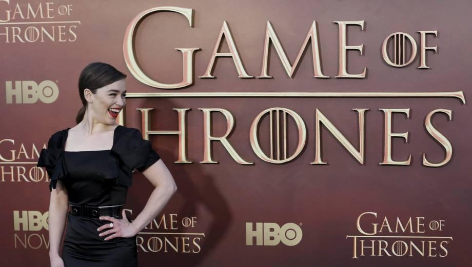 """""""Game of Thrones"""" presentó su quinta temporada en San Francisco"""