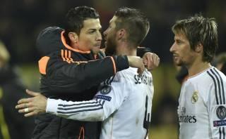 Sergio Ramos respondió a críticas de Cristiano tras clásico