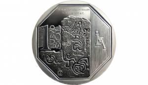 Las 20 monedas de S/.1 de la serie Riqueza y Orgullo del Perú