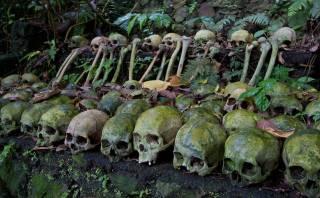 Conoce Trunyan y su peculiar tradición alrededor de sus muertos