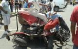 Escolar de 14 años murió en accidente de tránsito