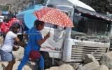 Santa Eulalia, el otro distrito afectado por los huaicos
