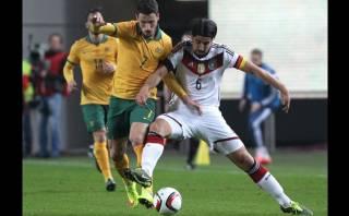 Alemania igualó 2-2 ante Australia en amistoso internacional