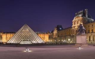 Museo Louvré: se cumplen 26 años de la pirámide del museo