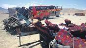Huarmey: bus de Murga Serrano estaba suspendido desde el 2013