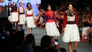 Kuna y el arte de manejar las fibras peruanas
