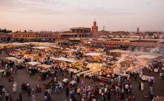 Marrakech: el mejor destino del mundo para visitar este 2015