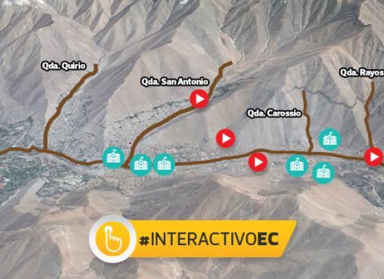 Huaicos en Chosica: una zona predispuesta para la catástrofe