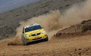 El Rally Asia se corre este 29 de marzo