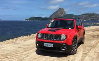 YouTube: Jeep presentó en Brasil la nueva Renegade