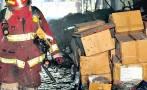 Incendio en Colegio Real: denuncian daños en patrimonio