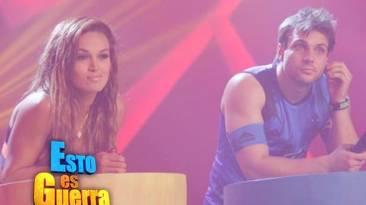 """""""Esto es guerra"""": Nicola y Angie se enfrentaron en el 'reality'"""