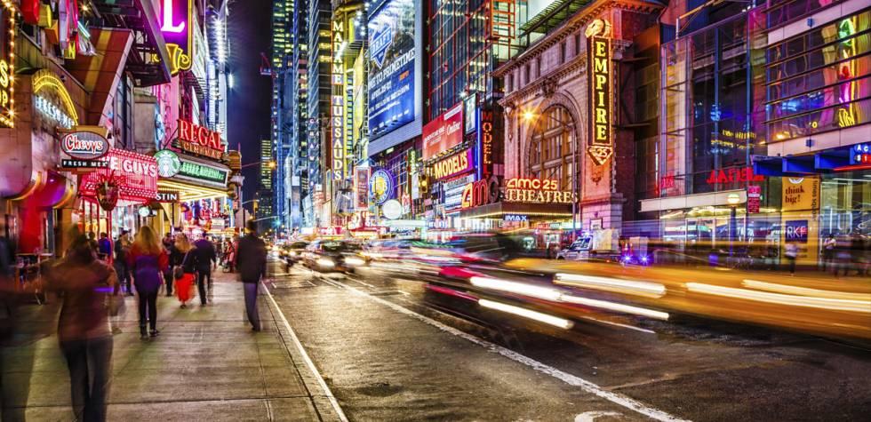 Ocho cosas que no debes hacer si vas a Nueva York