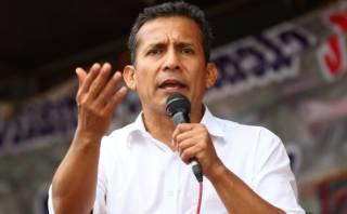 """Humala: El gobierno ha sido un """"facilitador"""" en caso Tía María"""