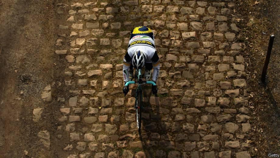 Increíbles fotos de carreras que llevan el ciclismo al límite