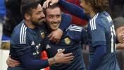 Argentina ganó 2-0 a El Salvador en amistoso sin Messi (VIDEO)