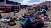 INFORME: el vía crucis del transporte de carreteras en el Perú