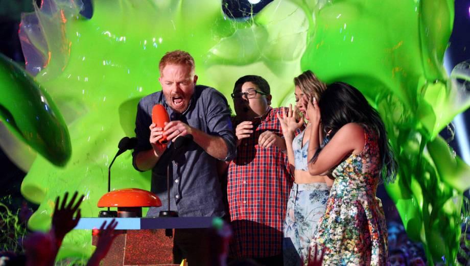 Kids Choice Awards: lo mejor de la ceremonia en fotos