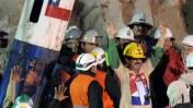 Chile: Desaparecen dos de los 33 mineros rescatados en el 2012