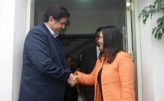 DINI: documentos confirmarían reglajes a Alan García y Keiko
