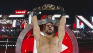 WrestleMania 31: John Cena es el nuevo campeón de EE.UU.