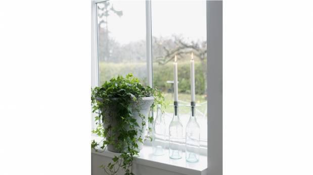 Utiliza los envases de vidrio para decorar tu casa con estilo ...