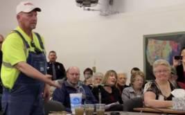 YouTube: agricultor dio a beber agua contaminada a petroleros