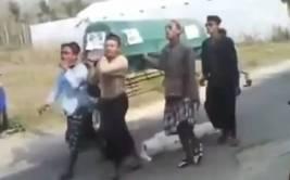 YouTube: cadáver cayó de ataúd en plena honras fúnebres