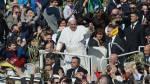 El Papa Francisco celebró Domingo de Ramos entre una multitud - Noticias de vaticano