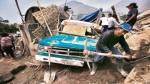 Chosica: desorden y reclamos siguen a una semana de los huaicos - Noticias de avelino chavez