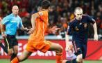 España vs. Holanda: chocan en partido amistoso en Amsterdam