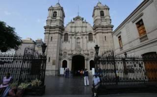 Semana Santa: verifican que 45 iglesias del Cercado son seguras